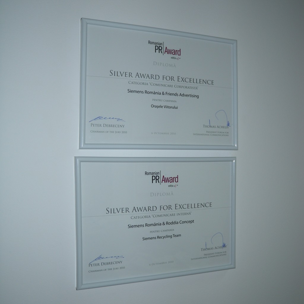 Pr Award 2010 Siemens 1024x1024 Communication experience